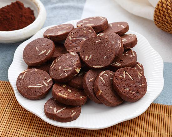 法式巧克力杏仁餅乾