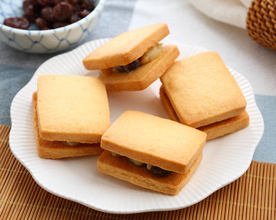 北海道蘭姆葡萄餅乾