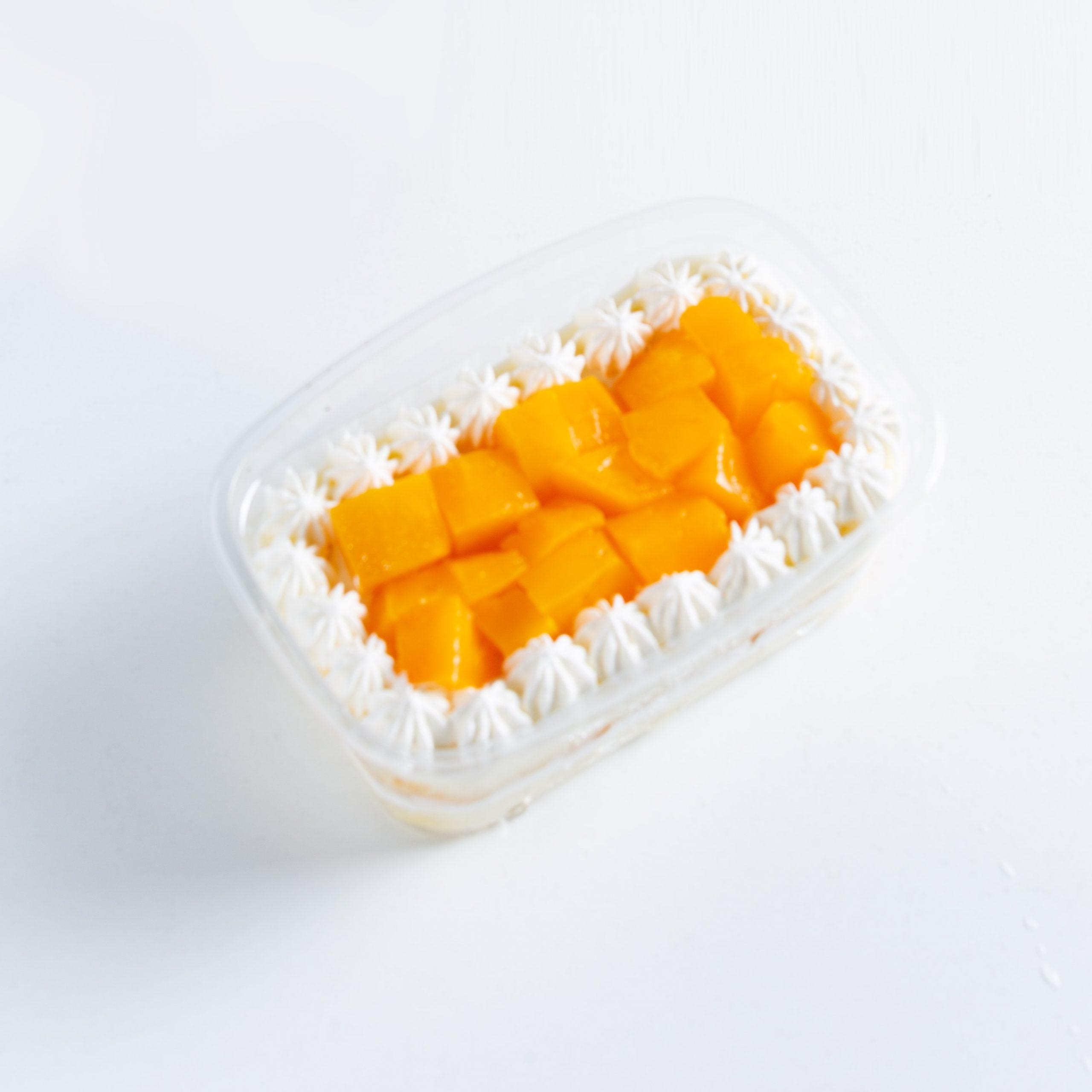 珠寶盒水蜜桃蛋糕