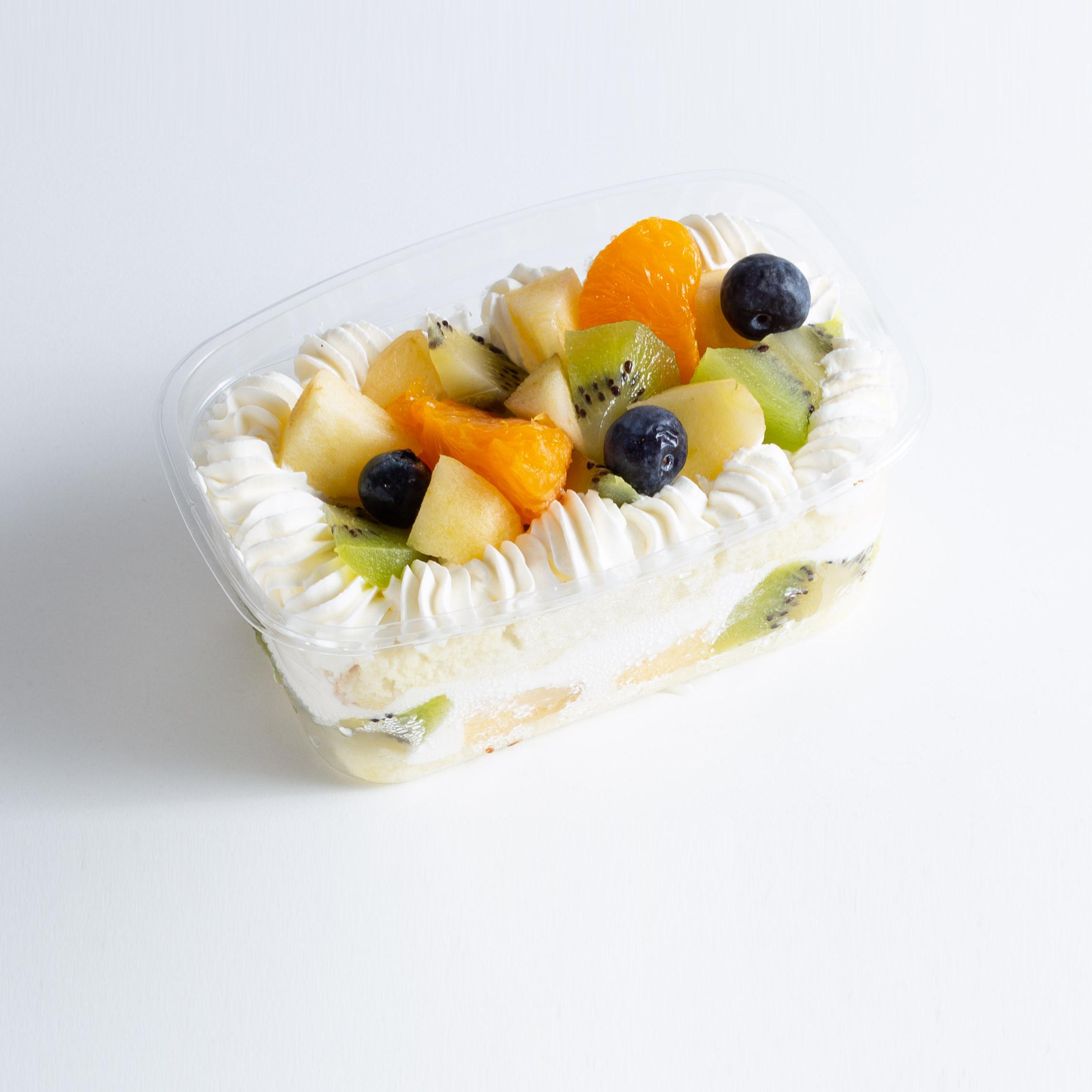 綜合水果珠寶盒蛋糕