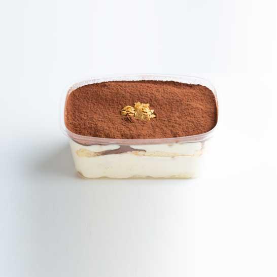 提拉米蘇珠寶盒蛋糕